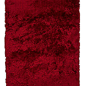 Oriental Carpets & Rugs Sable Red Tufted Rug - 170cm L x 120cm W
