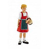 Farmland - Farm Girl Lena Figurine - 3' - Bullyland