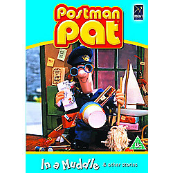 Postman Pat - In A Muddle And Other Stories