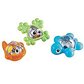 ELC Bath Rattle and Roll Friends