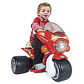 Injusa Trimoto Firefighters Battery Operated Ride-On Bike