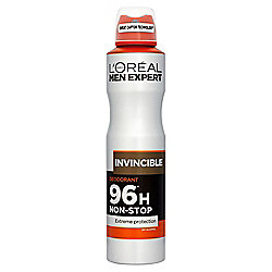 L'Oreal Men Expert Invincible Deodorant 250Ml