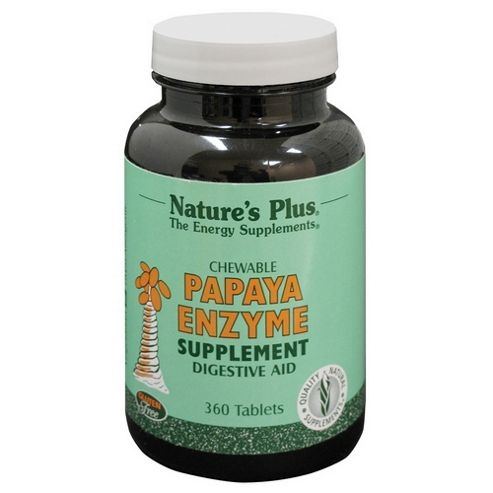 Papaya Enzymes, 360