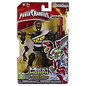 Power Rangers Black Mixx & Morph Dino Charge