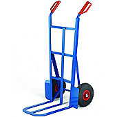 Traditional Splay Back Sack Truck