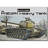Dragon 3548 M103A1 Heavy Tank Black Label 1:35 Military Model Kit