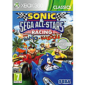 Sonic and SEGA All Stars Racing (Classics) - Xbox-360