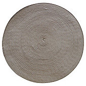 Round Placemats, Natural, 2 pack