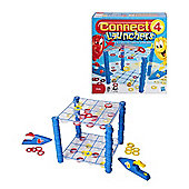 Hasbro Connect 4 Launchers Game