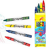 Mini Wax Crayon Packs (Per 12 packs )