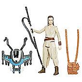 Star Wars The Force Awakens 9cm Rey (Starkiller Base) Combine Figure