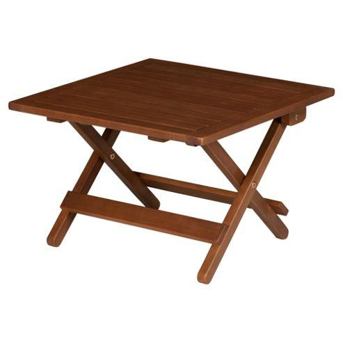 Windsor 45cm Wooden Folding Garden Table