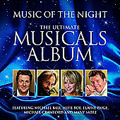 Music Of The Night - Ultimate Musicals Album