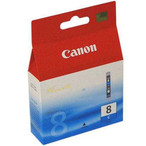 Canon 14 ml Original Ink Cartridge for Canon Pixma ix5000 Printer - Cyan