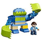 LEGO DUPLO Miles Miles Exo-Flex Suit 10825