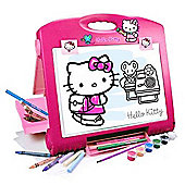 Hello Kitty Travel Art Easel