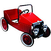 Great Gizmos - Classic Pedal Car Red