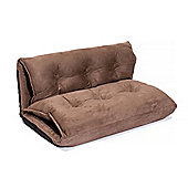 Sofa Collection Aubin Futon Sofabed - 1 Seat - Brown