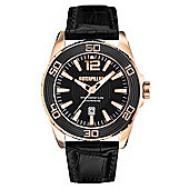 CAT Manhattan Mens Date Display Watch - S6.191.34.129
