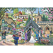 Wedding Day - Find the Difference No 4 Puzzle