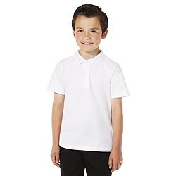 5 Pack Boys School Polo Shirts