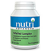 Nutri Ltd Methyl Complex 90 Capsules
