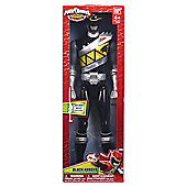 Power Rangers Dino Charge 30Cm Black Fig