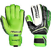 Reusch Re:Ceptor Prime G2 Ortho-Tec Goalkeeper Gloves - Green