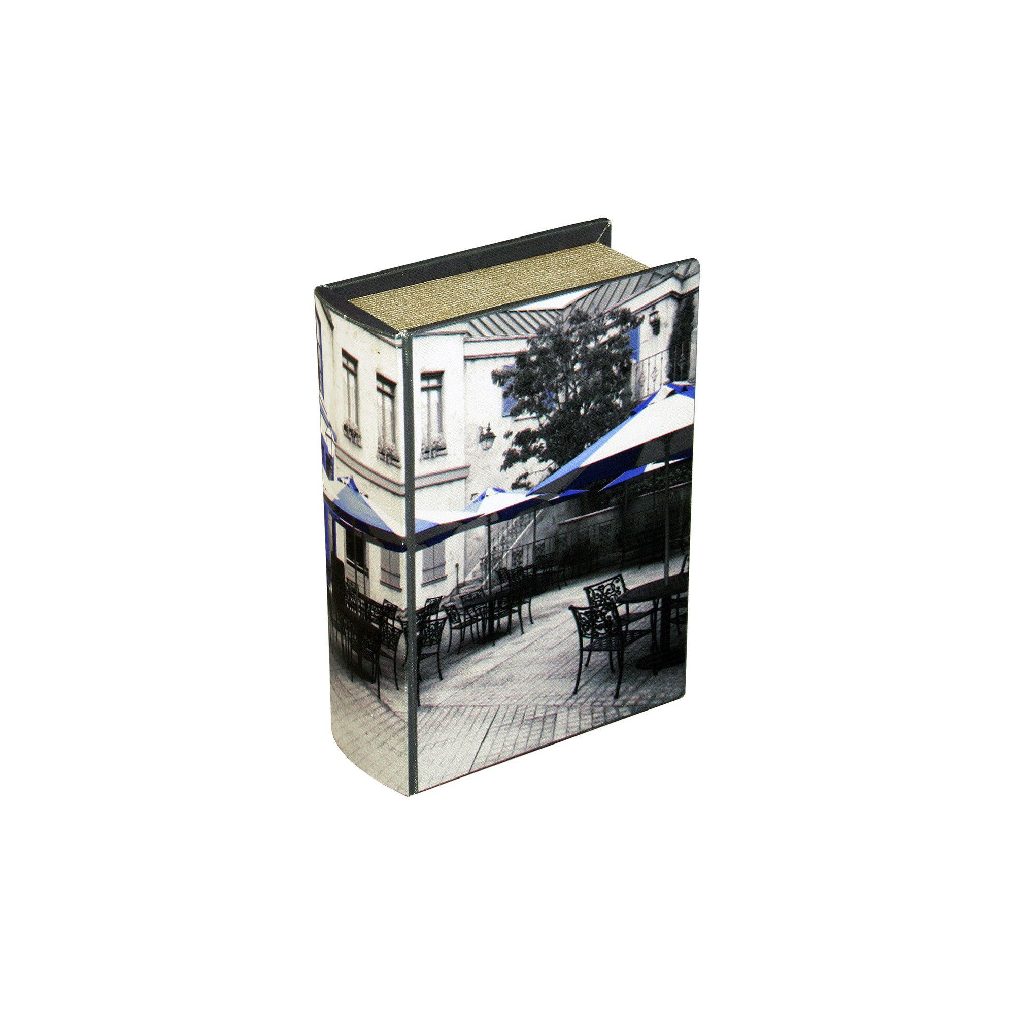 Home Essence Cafe Storage Book