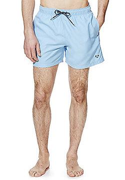 F&F Short Length Swim Shorts - Alaskan blue