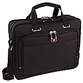 Wenger Acquisition 16 Laptop Case with additional iPad/Tablet/eReader Pocket