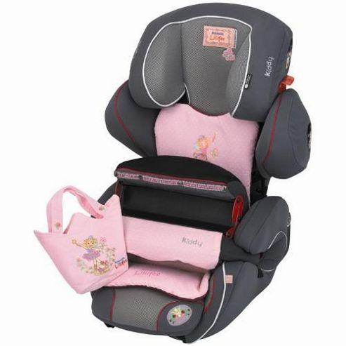 Kiddy Guardian Pro 2 Car Seat (Princess Lillifee)