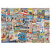 Gibsons Happy Holidays 1000-piece Jigsaw Puzzle
