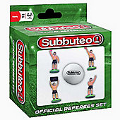 Subbuteo Official Referees Set - For The Classic Table Football Game