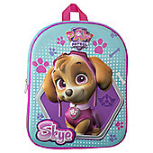 Paw Patrol Junior 3D Skye Backpack