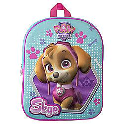 Paw Patrol Junior 3D Skye Backpack
