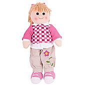 Bigjigs Toys Melanie 38cm Doll