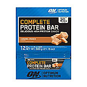 Optimum Nutrition Complete Protein Bars - Double Rich Chocolate