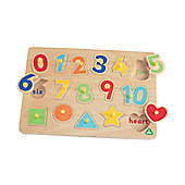 ELC Lift and Look Number Puzzle