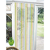 Country Club Insect Guard Magnetic Door Screen 90 x 120cm, Stripe