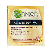 Garnier Skin Naturals Ultra Vital 50+ Night Cream 50ml