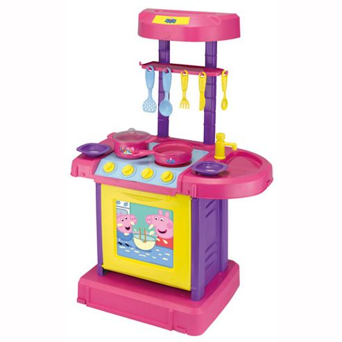 Peppa Pig Foldaway Kitchen