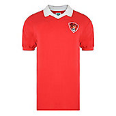 Bristol City 1976 Shirt - Red