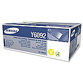 Samsung Y6092S Toner For CLP-770ND - Yellow