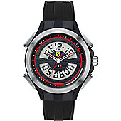 Scuderia Ferrari Gents Lap Time Watch 0830018