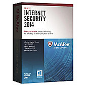 McAfee Internet Security 2014 - 3 User