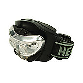Uni-Com Ultra Bright 3 LED Head Torch