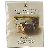 Wax Lyrical Pecan Pie Scented Sachets