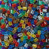 Hama Beads 1,000 - Trans Mix