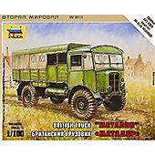 Zvezda - British truck - Matador 1/100 6175
